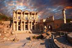 Ephasus, Turkey- to walk the streets where Paul brought his message of Jesus is a surreal experience!
