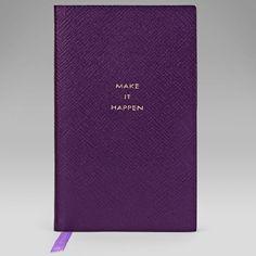 (2) Fancy - Make it Happen Panama Notebook