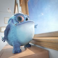 Little friend on Behance ★ Find more at http://www.pinterest.com/competing/