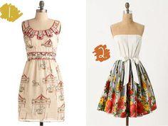 10 Things I Love // Summer Dresses
