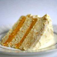 Recipe apricot cake filling