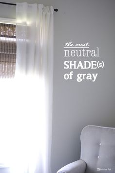 the best gray paint colors in the universe | gray paint colors