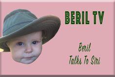 Beril Talks To Siri