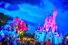 disneyland uploaded by ᴍʏsᴛɪᴄ on We Heart It All Disney Parks, Disney Love, Walt Disney, Disney Tips, Disney Bound, Disneyland Trip, Disney Vacations, Disney Balloons, Famous Castles