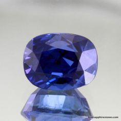 7.52 ct Natural Blue Sapphire GIA Certified $75,200.00