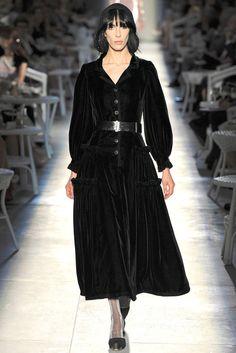 Chanel Fall 2012 Couture Fashion Show - Jamie Bochert (OUI)