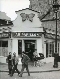 Robert Doisneau,Paris (1950)