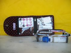 Necessaire porta remedios facebook:Arts Nancy