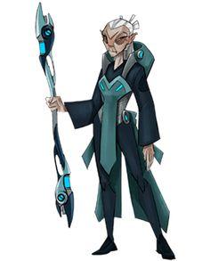 Slugterra Mobile - Characters - Shanai
