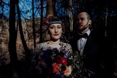 Inked-spiration Styled Shoot im Wald Crown, Tattoo Bunt, Tattoos, Videos, Style, Fashion, Pictures, Paper Mill, Garlands