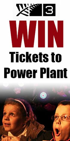 Win two tickets to the Power Plant #exhibition! #powerplant #festival