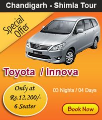 Kumar Taxi Rentals Offers Toyota Innova Cars Booking Online from delhi to outstations, enjoy full family tour packages with toyota innova, Kulla Shimla Manali, Jaipur and Jodhpur City. Get Toyota Innova Cars online, Toyota Innova Car Hire for Honeymoon Tour Package,   6 Passenger + One Driver Air Conditioned Stereo Available Reclining Seats
