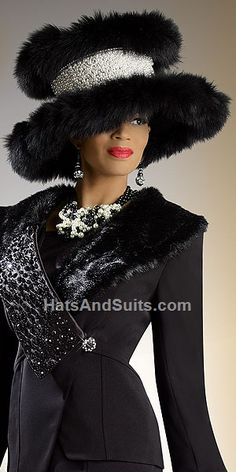 Image detail for -home previous styles donna vinci couture church hat h1365