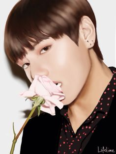 Tae fanart BTS  Tumblr artist: lifelime