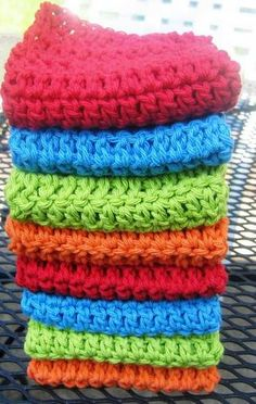 washcloths! you can never have to many of these!