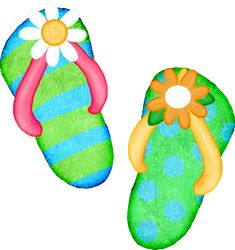 Free Flip Flop Clipart of Flip flop art on flip flop decorations flip flops and image for your personal projects, presentations or web designs. Flip Flop Images, Flip Flop Art, Flip Flops, Beach Clipart, Summer Clipart, Free Clipart Images, Art Clipart, Beach Images, Beach Pictures