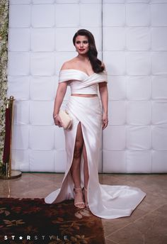 10 Show-stopping Looks at the Star Magic Ball 2015- Denise Laurel in Vania Romoff