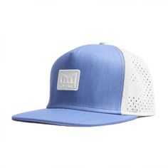 The Nomad Chambray - Melin Brand - 1 Mens Caps, Snapback Cap, Hats For Men, Mens Fashion, Blue Fashion, Baseball Hats, Ball Caps, Polyvore, Men's Accessories