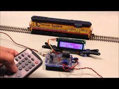 Arduino DCC Controller
