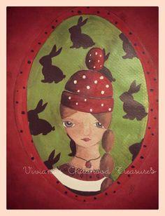 Viviana's Childhood Treasures
