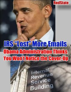 "IRS Claiming Lerner Hard Drive ""Thrown Away"" and Missing Emails ""Gone Forever"" 