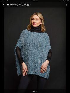 Cape Pattern, Stockinette, Alpaca Wool, Needles Sizes, Yarn Crafts, Knitwear, Turtle Neck, One Piece, Pullover