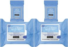 Neutrogena Makeup Remover Cleansing Towelettes, 25 Count [With Bonus (Pack of ** Save this wonderfull item : Travel Skincare Neutrogena Makeup Remover, Best Makeup Remover, Makeup Remover Wipes, Make Up Remover, Waterproof Mascara, Best Makeup Products, Beauty Products, Face Cleanser, How To Find Out