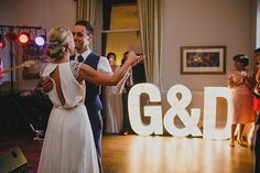 Grainne & David; Cultra Manor Wedding Photo Credit: Gather & Tides Photography