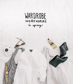 Wardrobe Workhorses for Spring with Target Style
