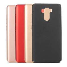 Silky Fall Resistant Hard PC Ultra Thin Back Cover Case For Xiaomi Redmi 4 All Versions