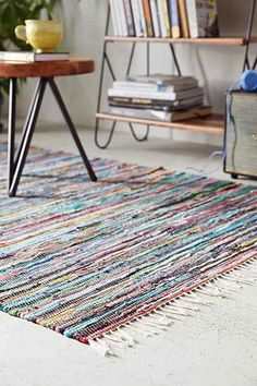 Magical Thinking Lalam Chindi Rag Rug - Urban Outfitters