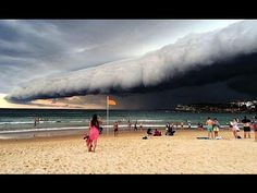 """'CLIMATE CHAOS' IN 2015: Strange Events/Apocalyptic Sounds Increasing Around the World (2014-15) -- Pub on Dec 14, 2014 -- Extreme weather events around the world this past week or so, December 2014  """"...and upon the earth distress of nations, with perplexity; the sea and the waves roaring.""""  Luke 21:25"""