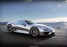 Future Cars: Crystal Ball-Gazing Porsche's Next 928 - Carscoops