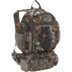 Hunting Backpacks - Pin it! :) Follow us :)) zCamping.com is your Camping Product Gallery ;) CLICK IMAGE TWICE for Pricing and Info :) SEE A LARGER SELECTION of hunting backpacks and bags at http://zcamping.com/category/camping-categories/camping-backpacks/hunting-backpacks-and-bags/ - hunting, bags, camping, backpacks, camping gear, camp supplies -   Hideaway Super Slam (Mossy Oak Break-Up) « zCamping.com
