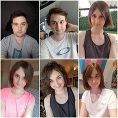 Post with 6079 views. Transition has been hard but I'm finally seeing (and feeling) the old disappear. Everything's changed for this mom, including love ❤️ descriptions in album Male To Female Transgender, Transgender Man, Male To Female Transition, Mtf Transition, Transgender Before And After, Mtf Hrt, Male To Female Transformation, Celebrity Gossip, Crossdressers