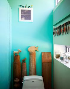 wood + Acqua (Lovely home in the Catskills (via NYT photo by Trevor Tondro))