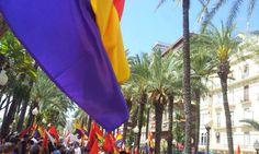 Marina Guillén Ibáñez, nos envía esta foto de la explanada de Alacant