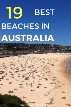 Choosing the best beaches in Australia is a hard task. The country is known the world over for its beaches and the culture that goes with it. Australia's beaches are incredible and a hige slling pint. Australia Destinations, Australia Travel Guide, Travel Destinations, Travel Tips, Travel Hacks, Travel Ideas, Australia Beach, Visit Australia, South Australia