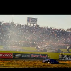 Fast Jack & the Aaron's Funny Car
