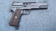 Crosman Model 451 Colt Military 45 Auto .22 cal