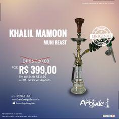 KM - Muni Beast  DE R$ 500,00 / POR R$ 399,00 Em até 18x de R$ 28,99 ou R$ 379,05 via depósito  Compre Online: http://www.lojadoarguile.com.br/km-muni-beast
