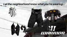 Warrior Hockey ad Hockey, The Neighbourhood, Harem Pants, Let It Be, How To Wear, Fashion, Moda, The Neighborhood, Harem Trousers