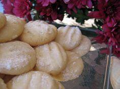 Swedish heirloom cookies = my new fav Christmas tradition