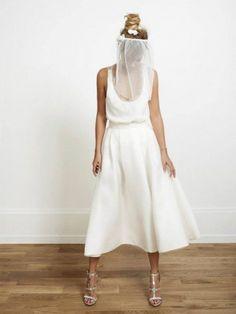 21 Unconventional Wedding Dresses You'll Want To Wear Again | Weddingomania