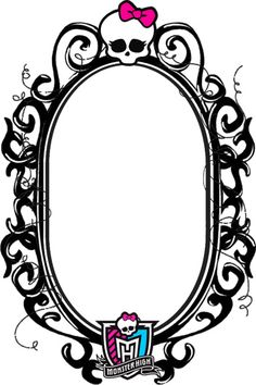 Monster High Mirror