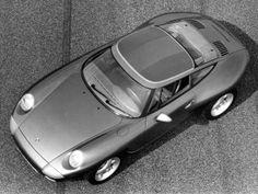 Porsche Panamericana