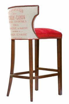 Kathryn Bar/Counter Stool traditional bar stools and counter stools Kitchen Bar Counter, Counter Stools, Blue Dining Room Chairs, Bar Chairs, North Carolina Furniture, Cool Bar Stools, French Kitchen, Kitchen Modern, Country Kitchen