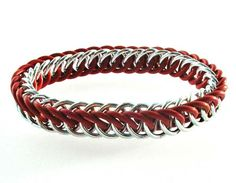 Learn a Weave - Half Persian 4-1 Bangle - Beadsisters