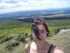 Know I'm out in the open when the wind takes control of my hair! #greatwalker #MountPureora