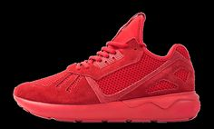 Small sizes still available. Adidas x Size? Tubular Mono http://thesolesupplier.co.uk/products/size-x-adidas-tubular-mono-red/